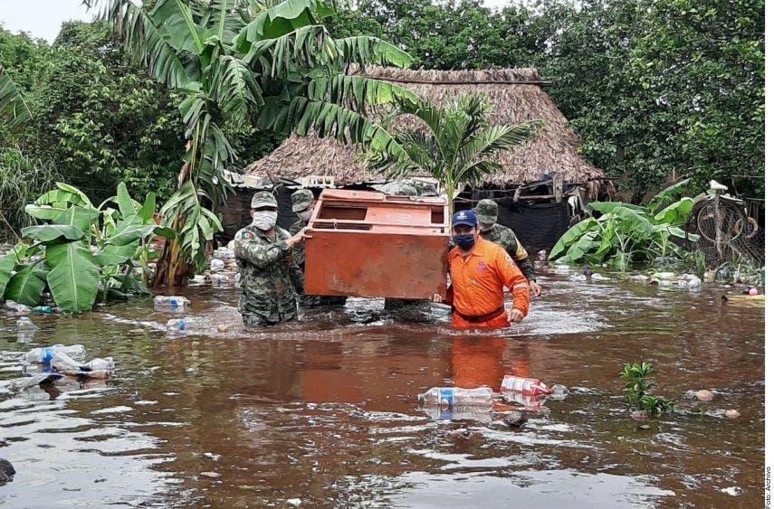 A la espera Quintana Roo de los recursos del Fonden.
