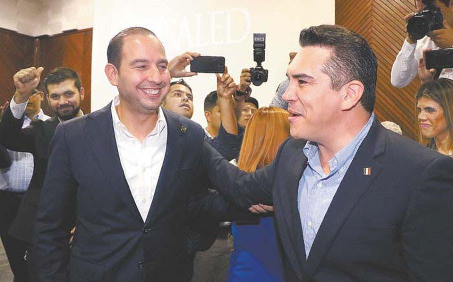 """""""Si no hay alianza en Campeche, no habrá en otro estado"""": PRI a PAN"""