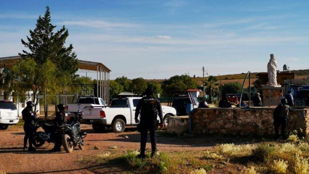 Enfrentamiento en Zacatecas deja 14 presuntos sicarios muertos