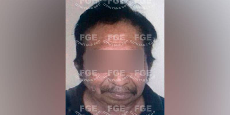 Condenan a violador de niña a 35 años de prisión.