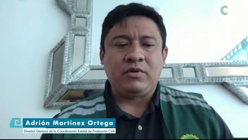 """A la espera Quintana Roo de los recursos del Fonden; por el huracán """"Delta"""" fueron evacuadas para de 20 mil personas en la entidad: Martínez."""