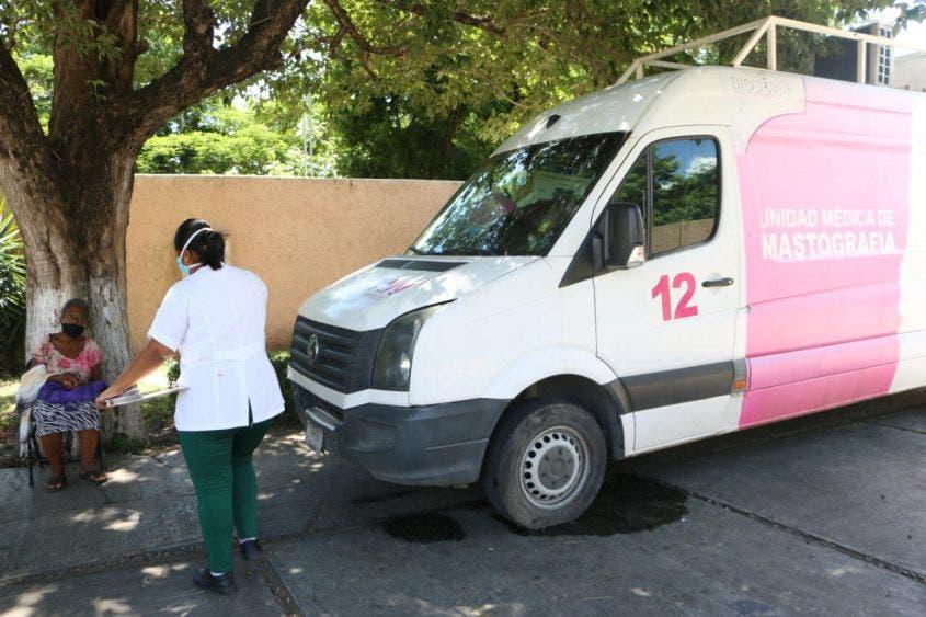IMSS anuncia fechas de recorrido de mastógrafo móvil en Q. Roo