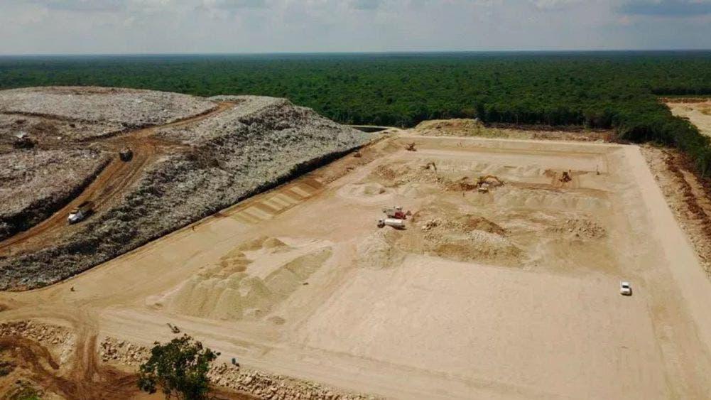 Plantean cuarta celda para el relleno sanitario de Cancún.