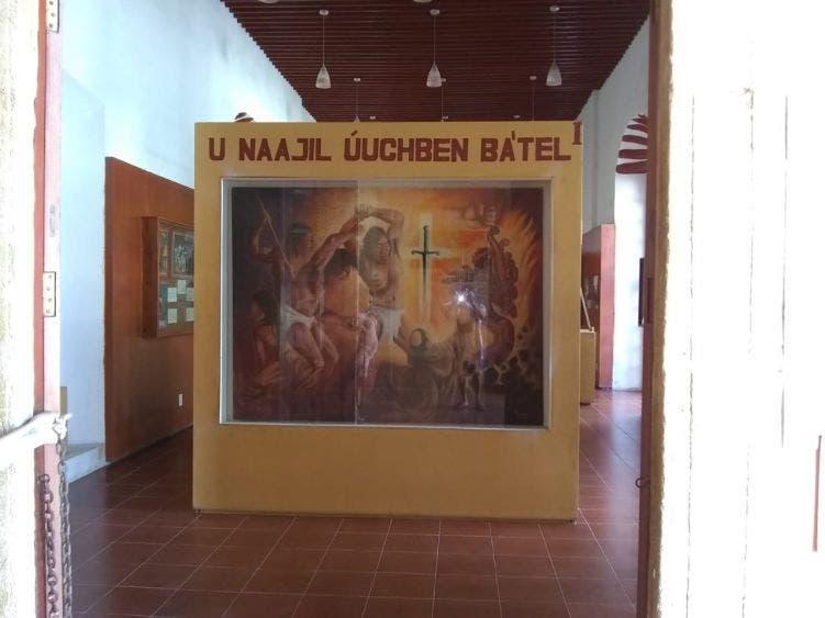 Reabre sus puertas el Museo de la Guerra de Castas de Tihosuco.