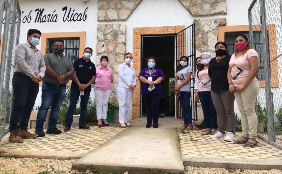 Enfocan atención a mujeres mayas para prevenir cáncer.