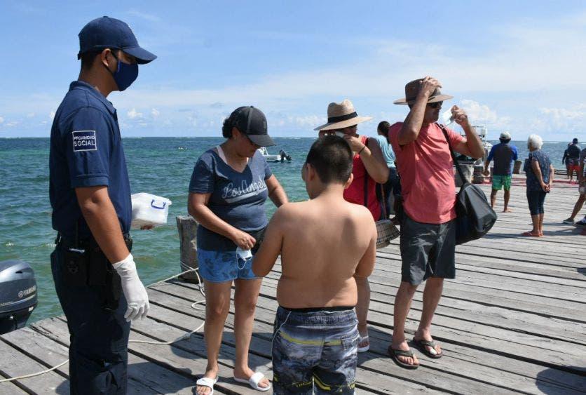 Pide gobierno de Puerto Morelos mayor disciplina en medidas preventivas contra covid-19, ya que la disciplina en el cumplimiento de las disposiciones sanitarias es fundamental para evitar rebrotes del Covid-19