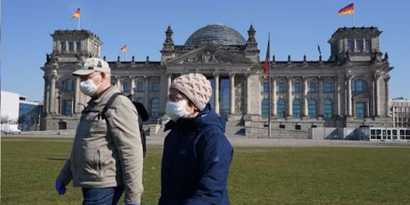 Cierre masivo de negocios en Alemania por Covid-19