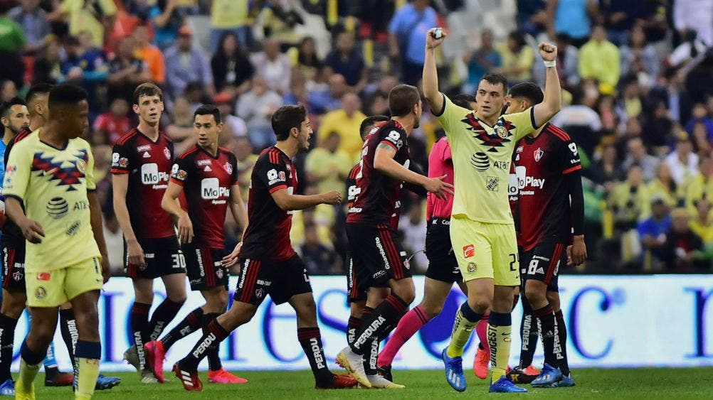 Renato Ibarra vuelve al Azteca para enfrentar al América