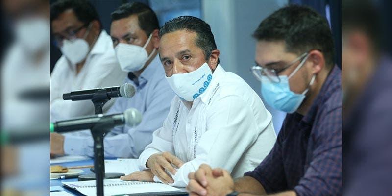 Carlos Joaquín preside reunión regional de Desarrollo Urbano
