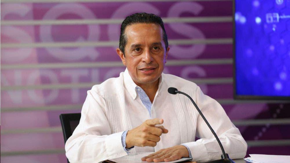 En menos de 24 horas, estamos de pie, listos para seguir con la reactivación económica: Carlos Joaquín