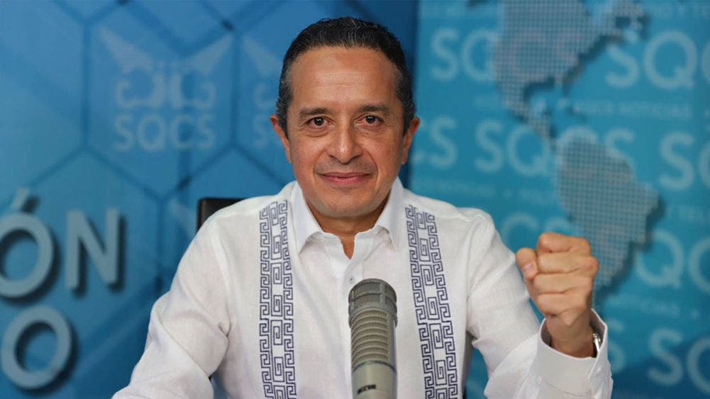 Quintana Roo permanecerá en semáforo amarillo durante siguiente semana: Carlos Joaquín