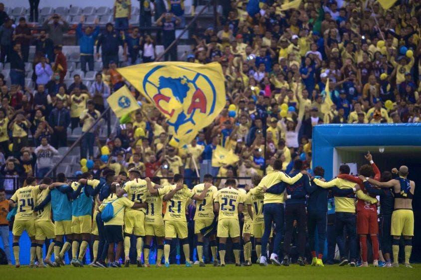 Club América celebra 104 años de historia