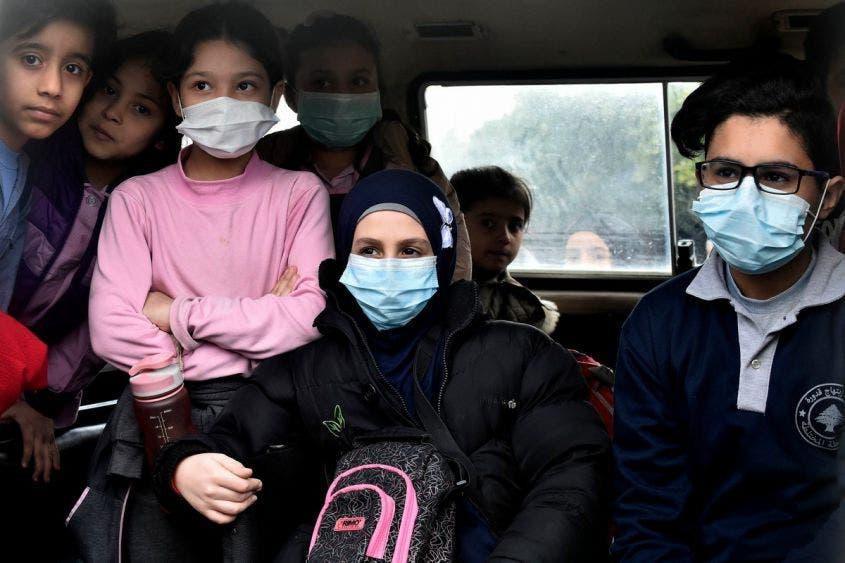 Covid-19: Impone Líbano cuarentena en 169 pueblos y ciudades; los contagios han aumentado desde principios de julio.