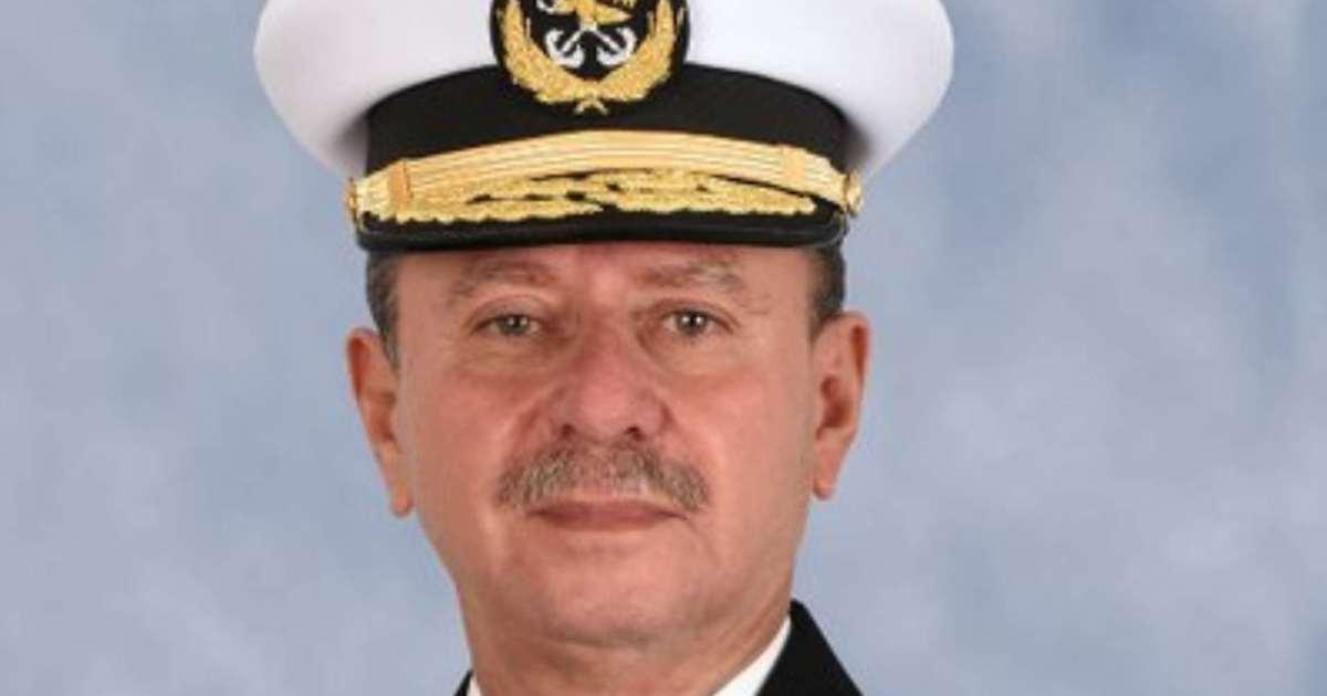 José Ojeda, secretario de Marina, da positivo a Covid-19; el propio almirante escribió un mensaje en sus redes sociales.