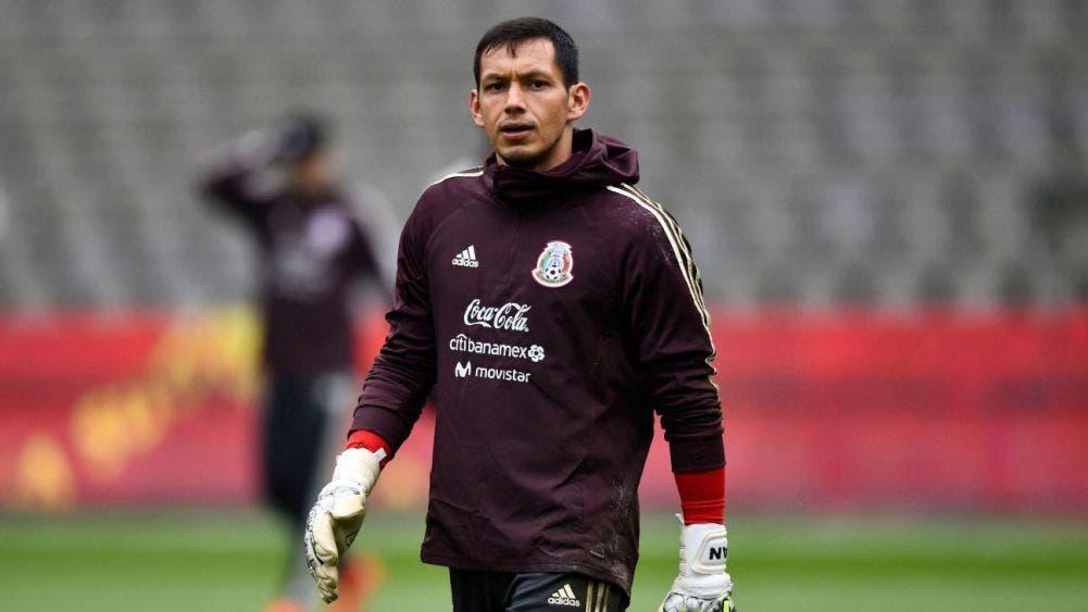 Rodolfo Cota será el portero de la Selección ante Argelia