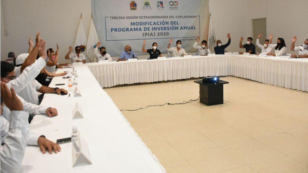 Anuncia Laura Fernández 40 MDP más para obras en 2020 en Puerto Morelos
