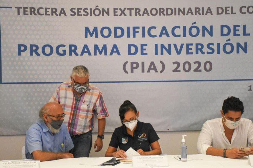"""""""Seremos uno de los municipios de Quintana Roo que cierre el año con más obras, a pesar de la crisis financiera que se vive a causa de la pandemia"""", destaca la alcaldesa"""