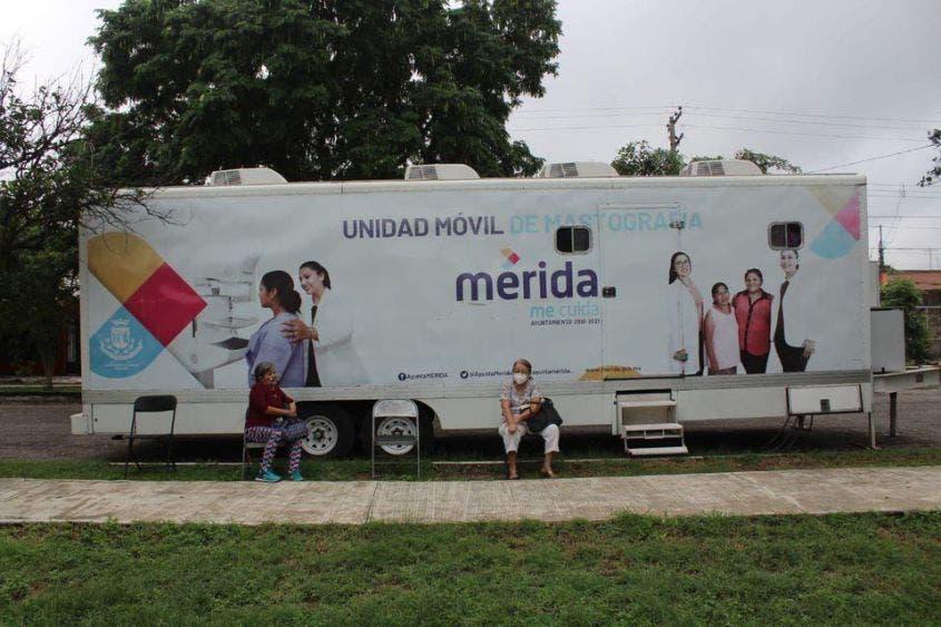 Mérida: Extenderán hasta noviembre estudios de mastografías gratuitas