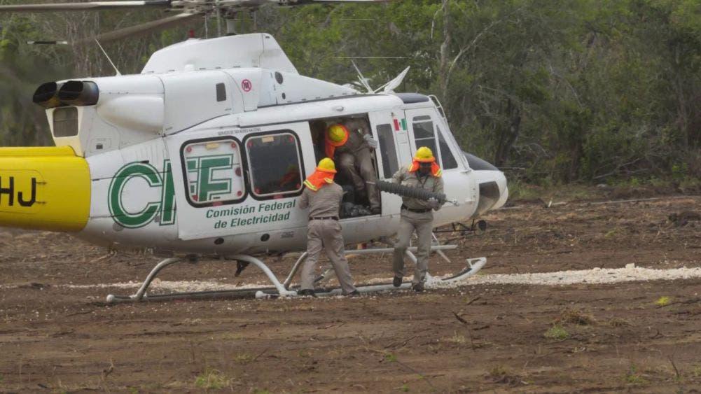Despliega CFE equipo para atender posibles daños por 'Zeta'.