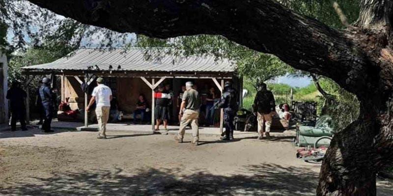 Rescatan en Matamoros a migrantes abandonados