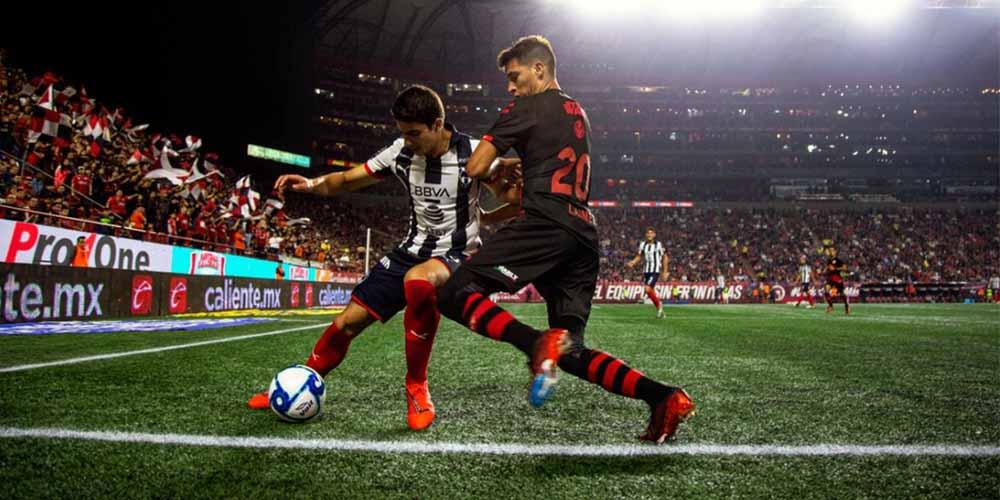 Monterrey está listo para la final de Copa MX