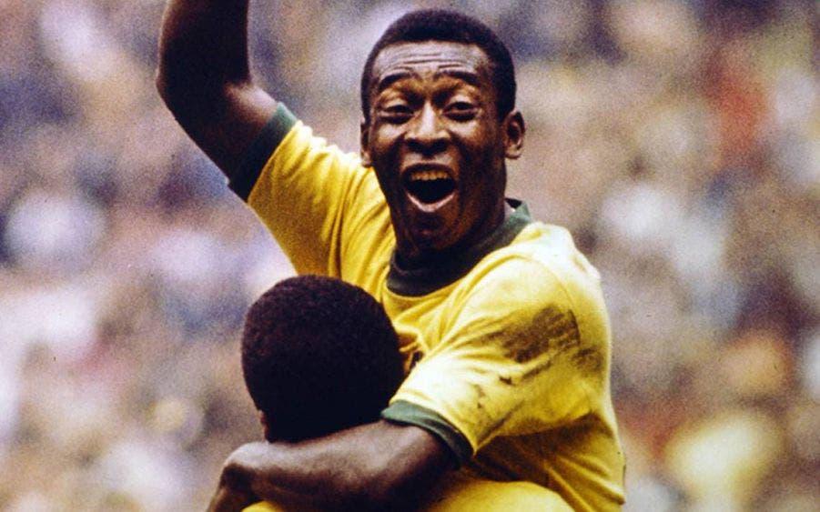 Pelé estuvo a punto de jugar con la playera de Chivas