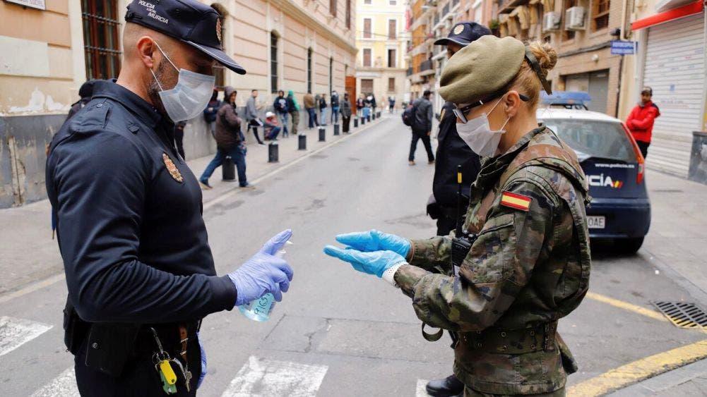 Nuevo estado de emergencia en España contra Covid-19.