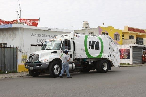 Recolección de basura operará con normalidad el 2 de Noviembre