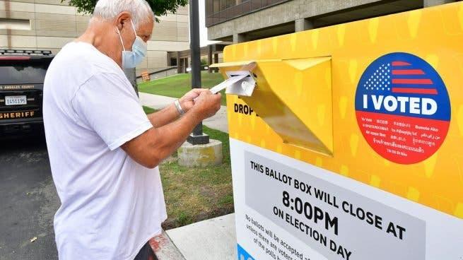 Elecciones EU: 70 millones ya votaron por correo.