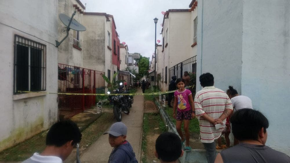 Mañana trágica en Otoch Paraíso; muere mujer en extrañas circunstancias