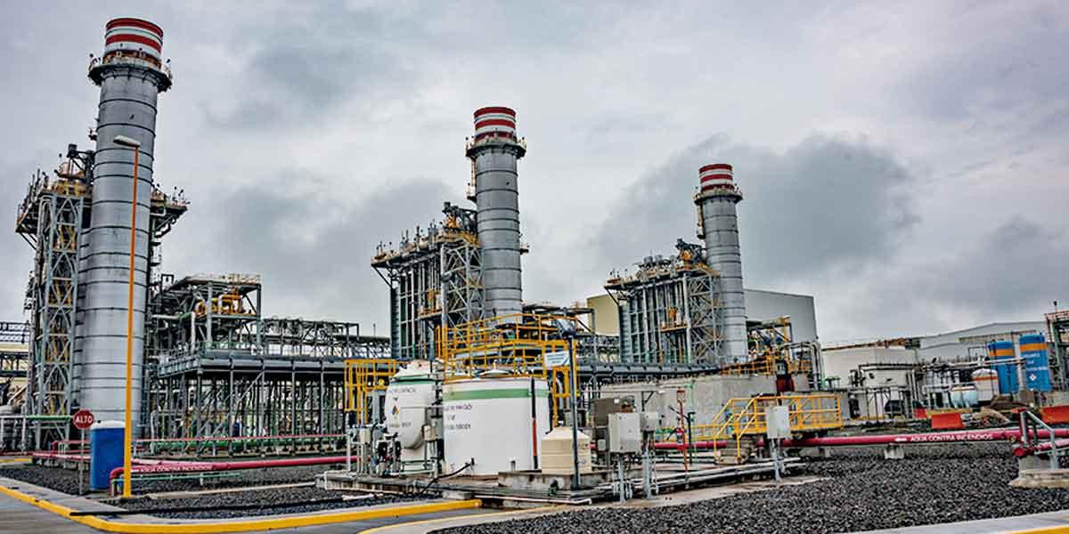Reinicia CFE trabajos en la termoeléctrica Huexca.