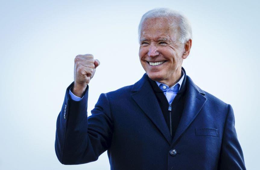 Biden logra 306 votos electorales y deja hundido a Trump con 232