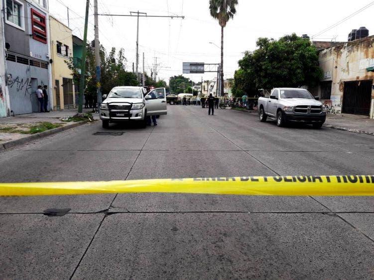 Guadalajara amaneció con dos reportes de feminicidios.