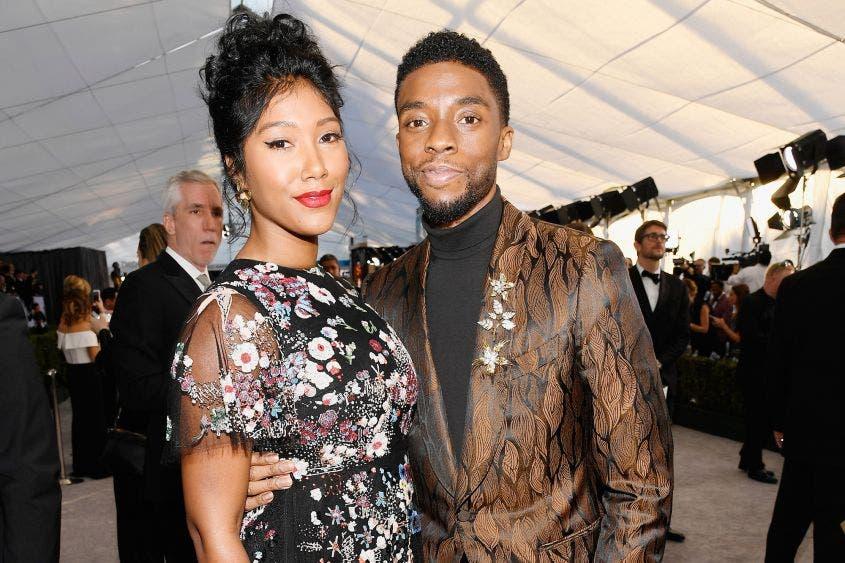 Simone Ledward, viuda de Boseman será administradora de su fortuna