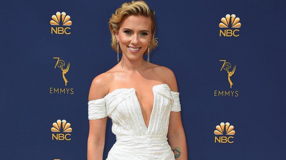 La guapa Scarlett Johansson celebra sus 36 años