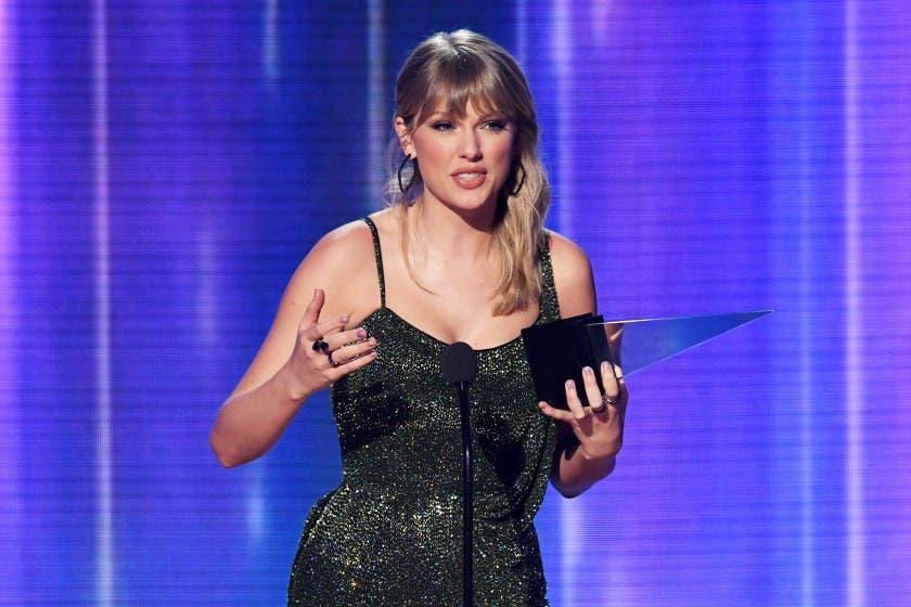 American Music Awards 2020: Taylor Swift la mejor artista del año