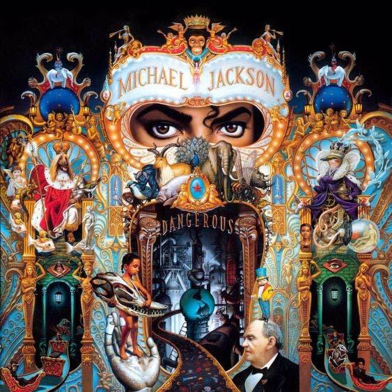 """Se celebran 29 años del álbum """"Dangerous"""" de Michael Jackson"""