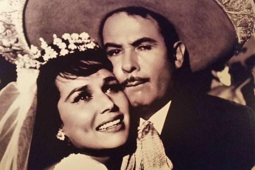 Flor Silvestre y Antonio Aguilar, una apasionada historia de amor