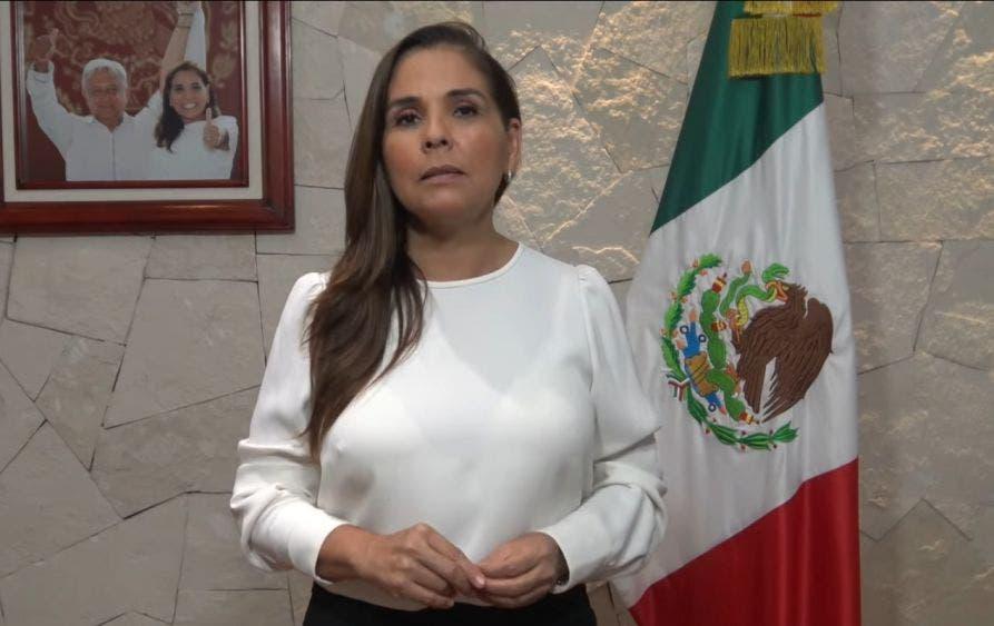 Se investigarán grupos de choque en Cancún: Mara Lezama.