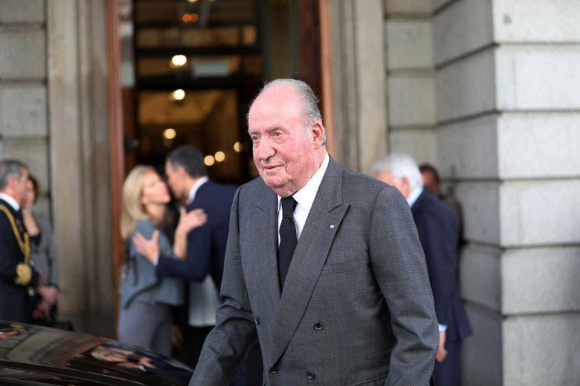 Fiscalía española abre tercera investigación contra rey Juan Carlos