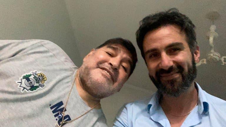 Imputan homicidio culposo al médico de Maradona.