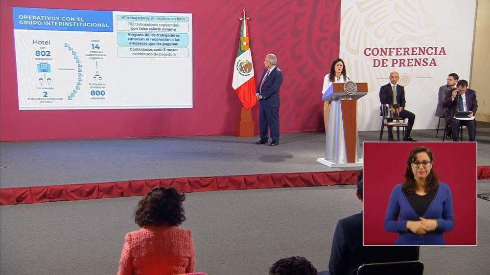 Hoteles en Cancún, claro ejemplo del outsourcing; presentan iniciativa