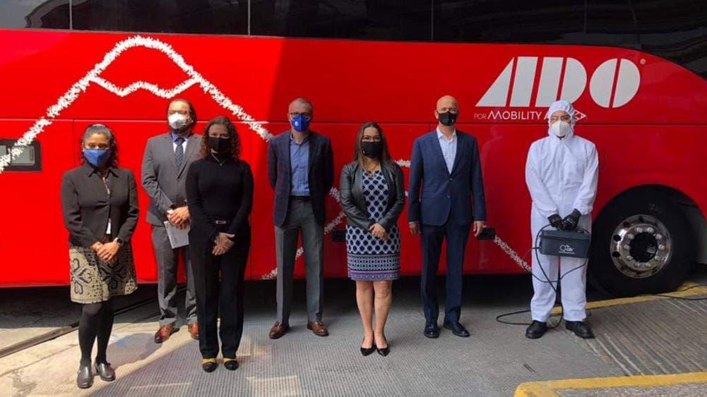 ADO se suma a la campaña para el uso correcto del cubrebocas