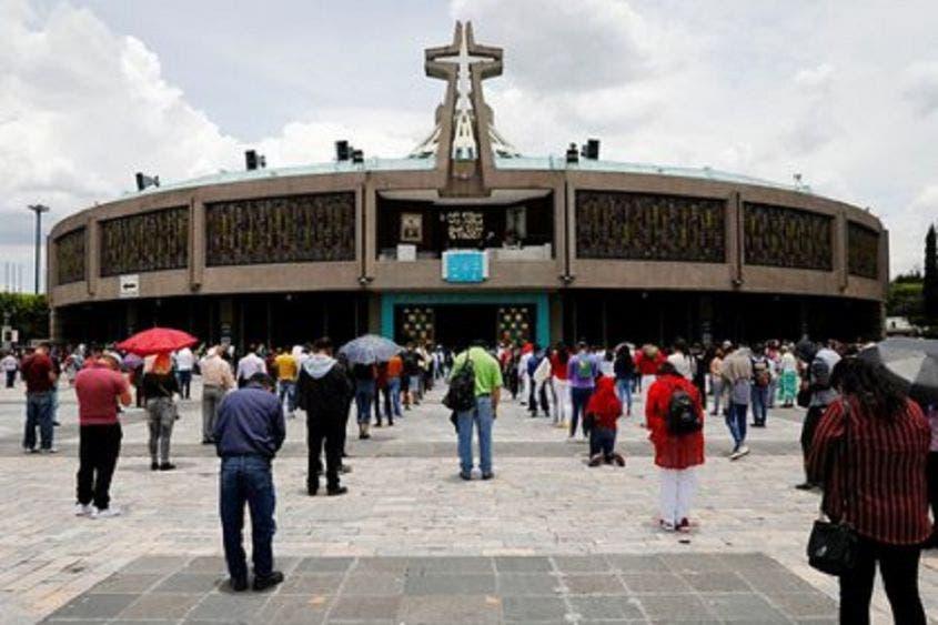 Pide AMLO no saturar la Basílica de Guadalupe el 12 de diciembre