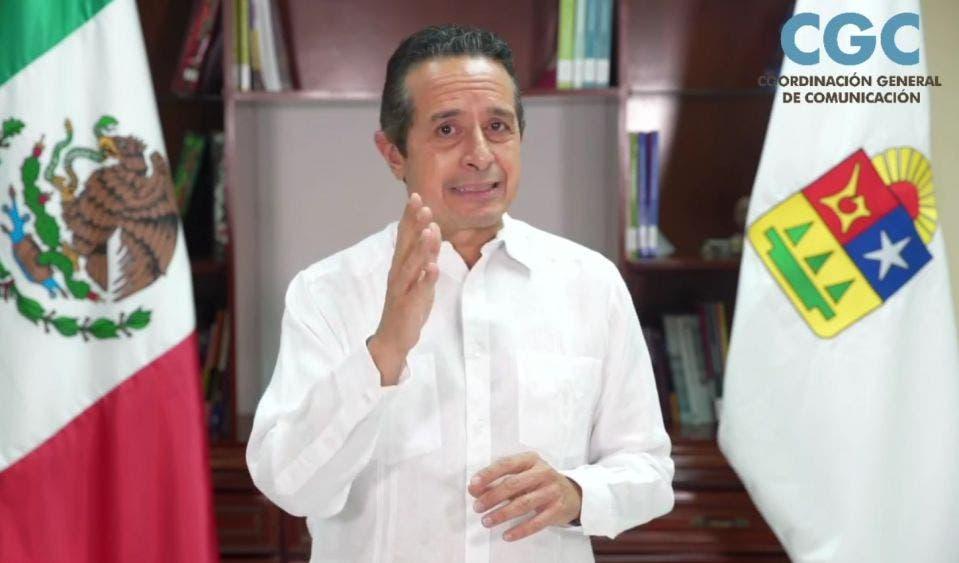 Confirma el gobernador grupo de desestabilizadores en marcha feminista.