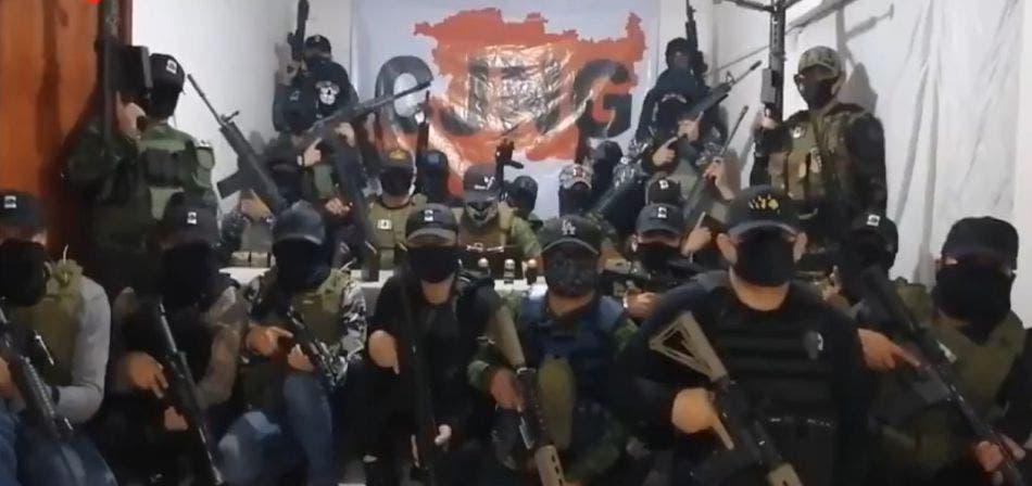 """Presume CJNG entrada a Michoacán; reta a los """"Chapitos"""""""