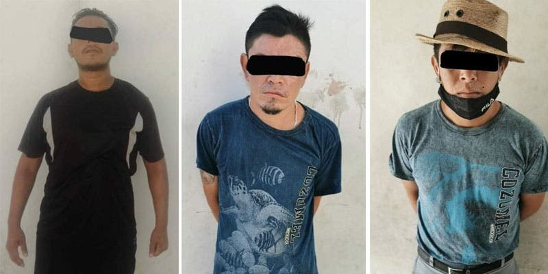 Continúa el acoso de 'comisionistas' al turismo en Cozumel; tres reincidentes fueron detenidos por la Policía Quintana Roo.