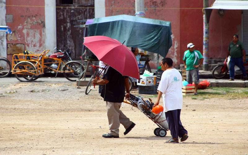 Viernes caluroso y con cielo nublado para el Estado de Yucatán