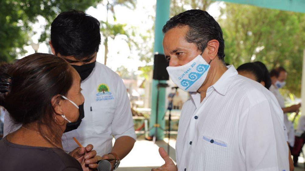 Carlos Joaquín escucha y atiende las necesidades de la gente de Ignacio Zaragoza