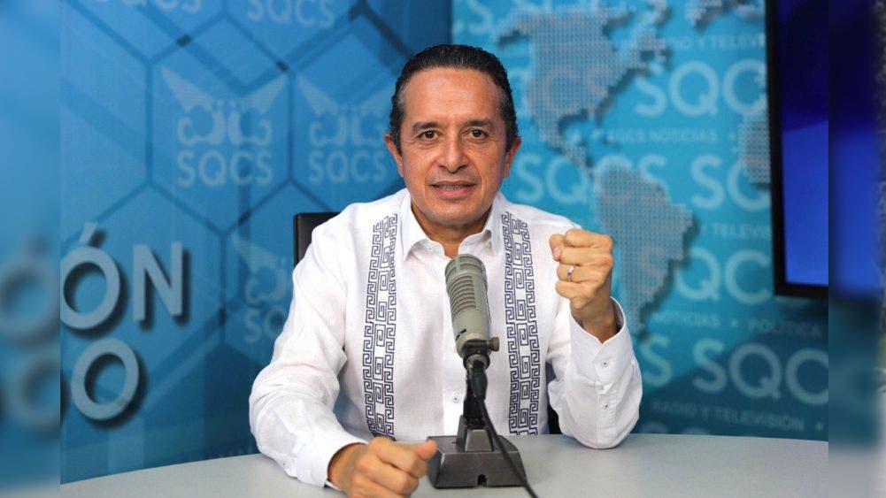 Carlos Joaquín presenta aplicación para rastrear contagios de covid-19